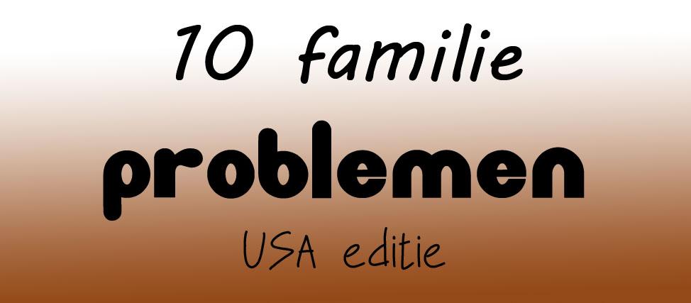 familie problemen