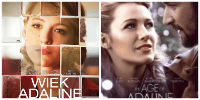 plakaty do filmu wiek Adaline