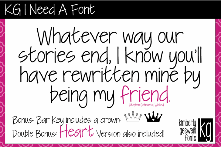 Free Fonts to Download