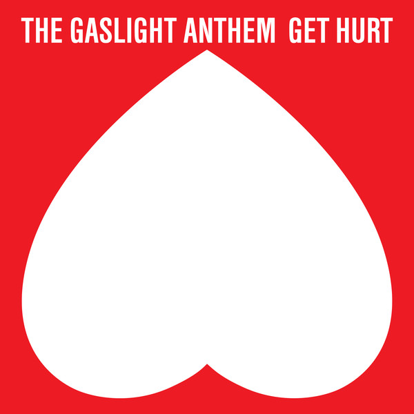 The Gaslight Anthem - Get Hurt (Deluxe Version) Cover
