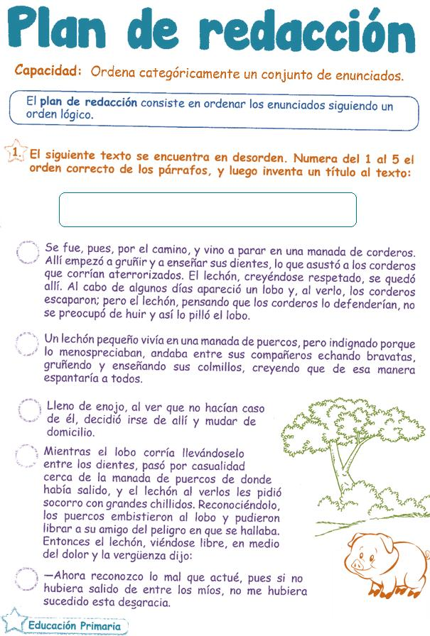 http://razonamiento-verbal1.blogspot.com/2013/03/plan-de-redaccion-para-ninos.html