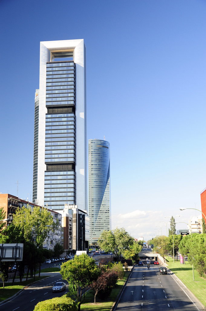 Caja madrid tower images frompo for Caja bankia oficina internet