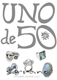 Uno de 50 y Joyería Serrano