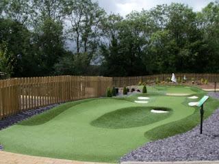 Celtic Manor Adventure Golf