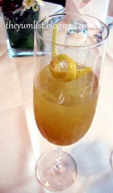 Cocktails, Afternoon Tea, Maison Francaise, Kuala Lumpur