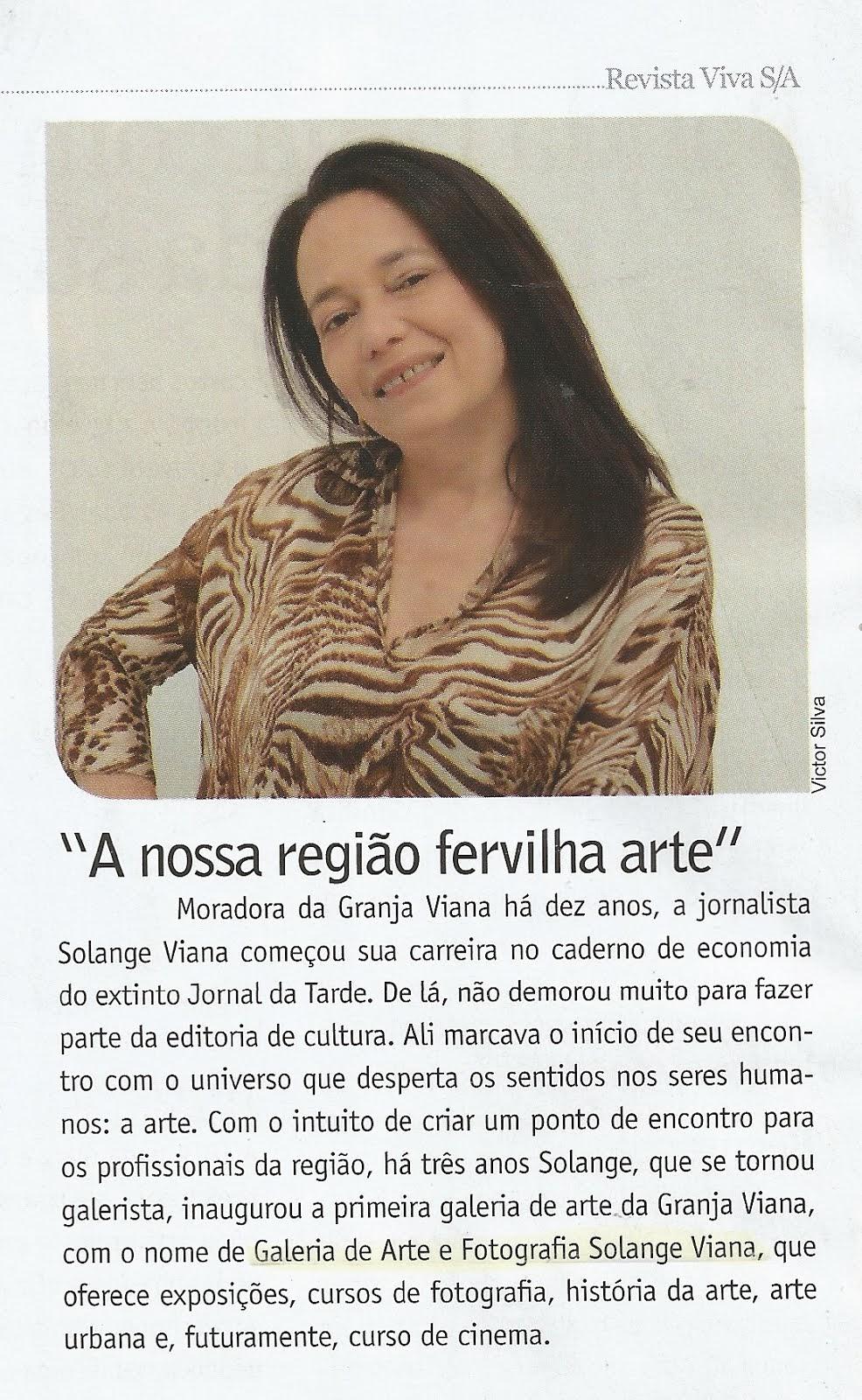 REVISTA VIVA SA | ALPHAVILE | SP