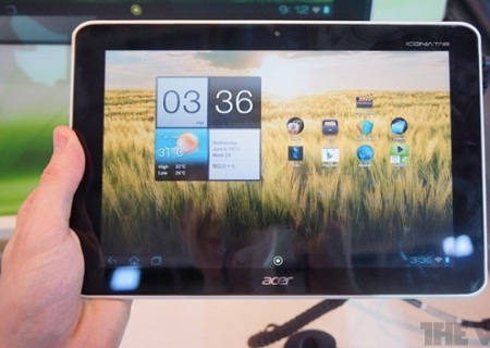 Acer Iconia Tab A110 quad-core tablet launched at price of $200