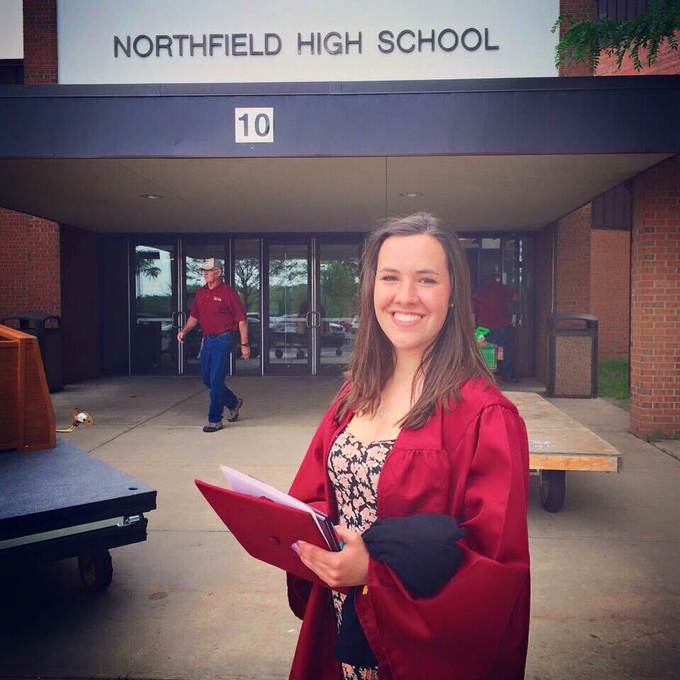 Giulia at Northfield High School