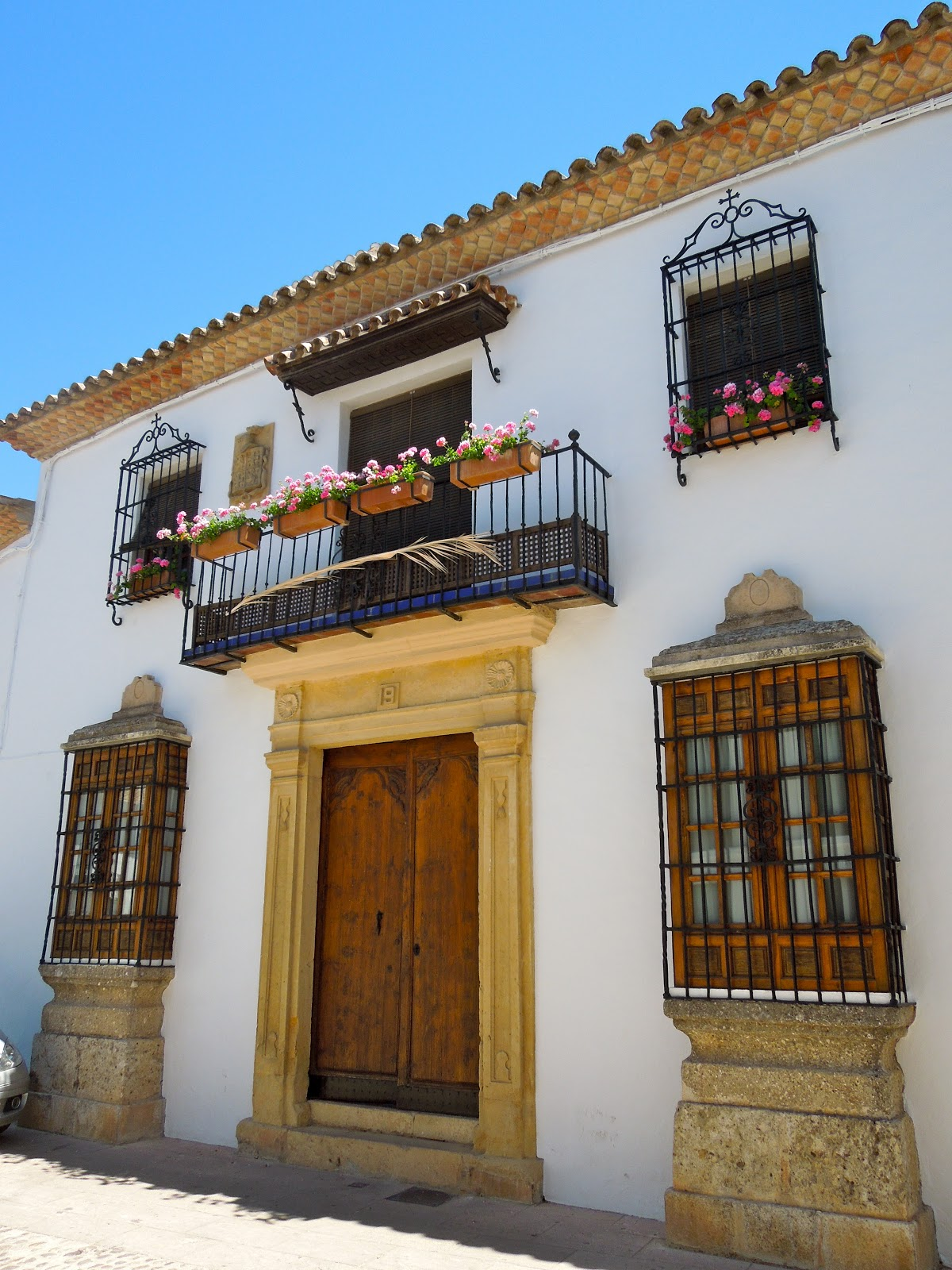 To Europe With Kids: The Dramatic Cliffside Town of Ronda