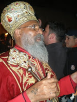 Ethiopian Orthodox Church patriarch Abune Mathias