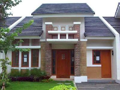 Desain Rumah Minimalis Perkotaan 7