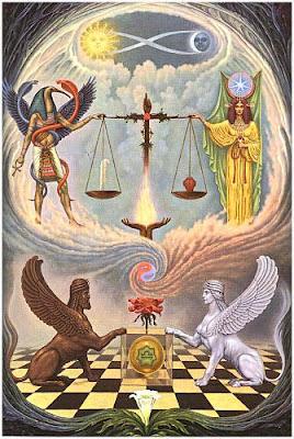 Os doze trabalhos de Hércules (Enfoque astrológico) Balanca