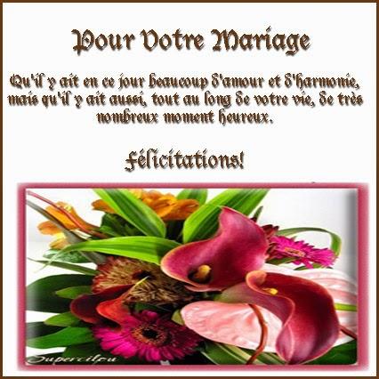 Carte voeux mariage à imprimer