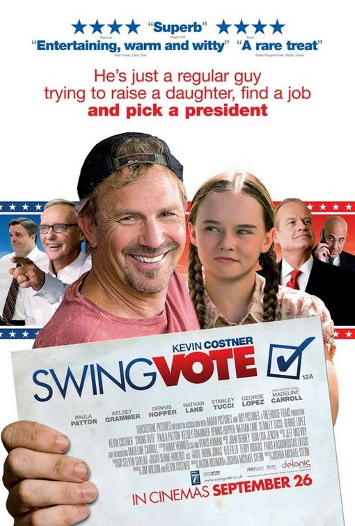 Swing Vote 2008 full dvd