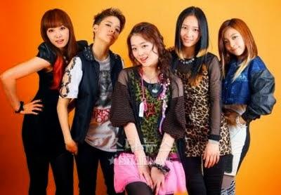 7 10 Girlband Korea Dengan Personil Tercantik