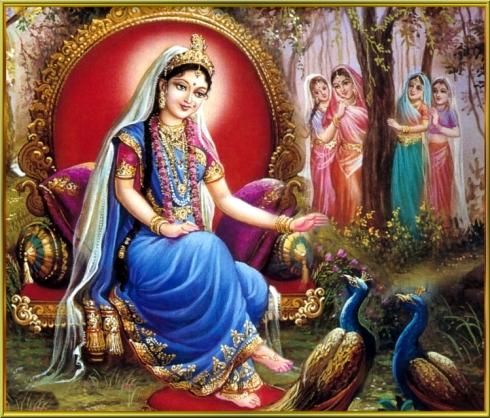 HariHarji: 'Shri Krishna Karnamrita:' Twenty-seventh Shloka