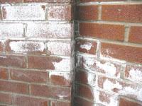 Brick Efflorescence
