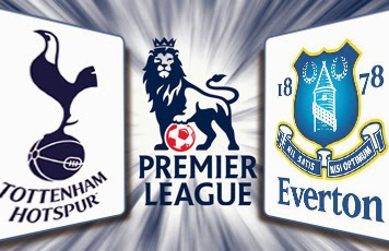Spurs vs Everton 9th Feb 2014