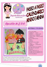 APOSTILA CALENDÁRIO MENINOS