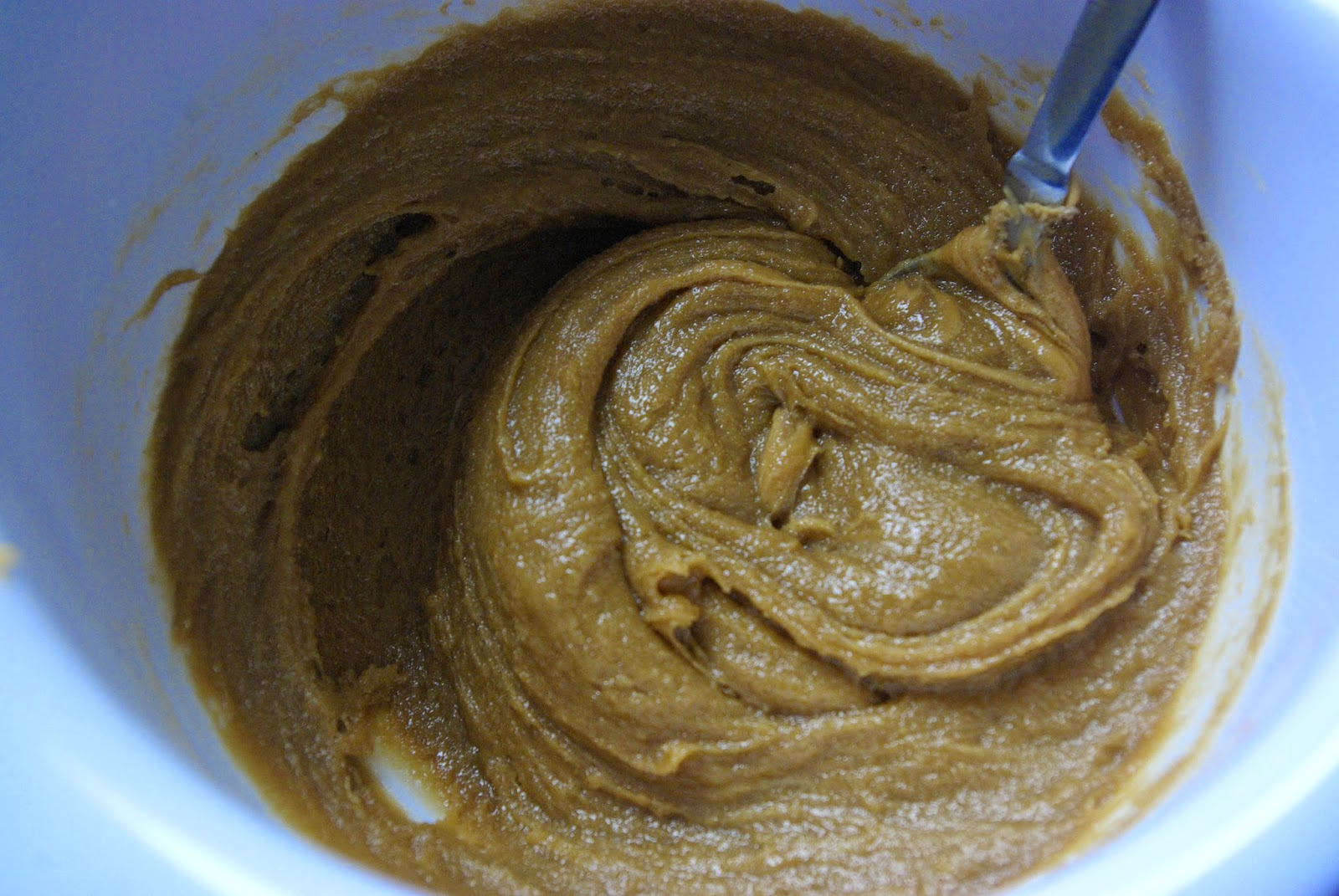 Flourless Peanut Butter Cookie Batter