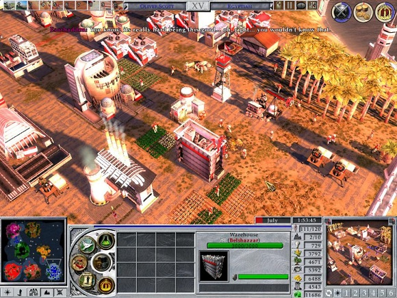 Empire Earth II: The Art of Supremacy Free Download image 1