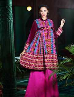 Warda Winter Collection 2013