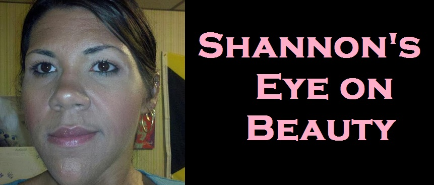Shannon's Eye on Beauty