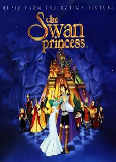 Công Chúa Thiên Nga - The Swan Princess