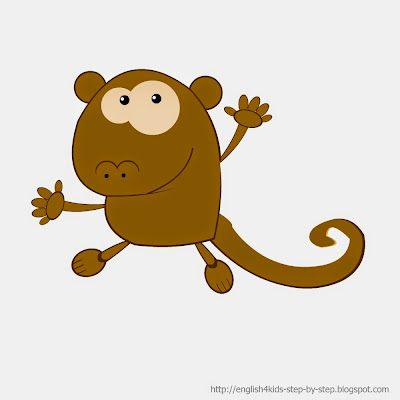 monkey clip art for teachers