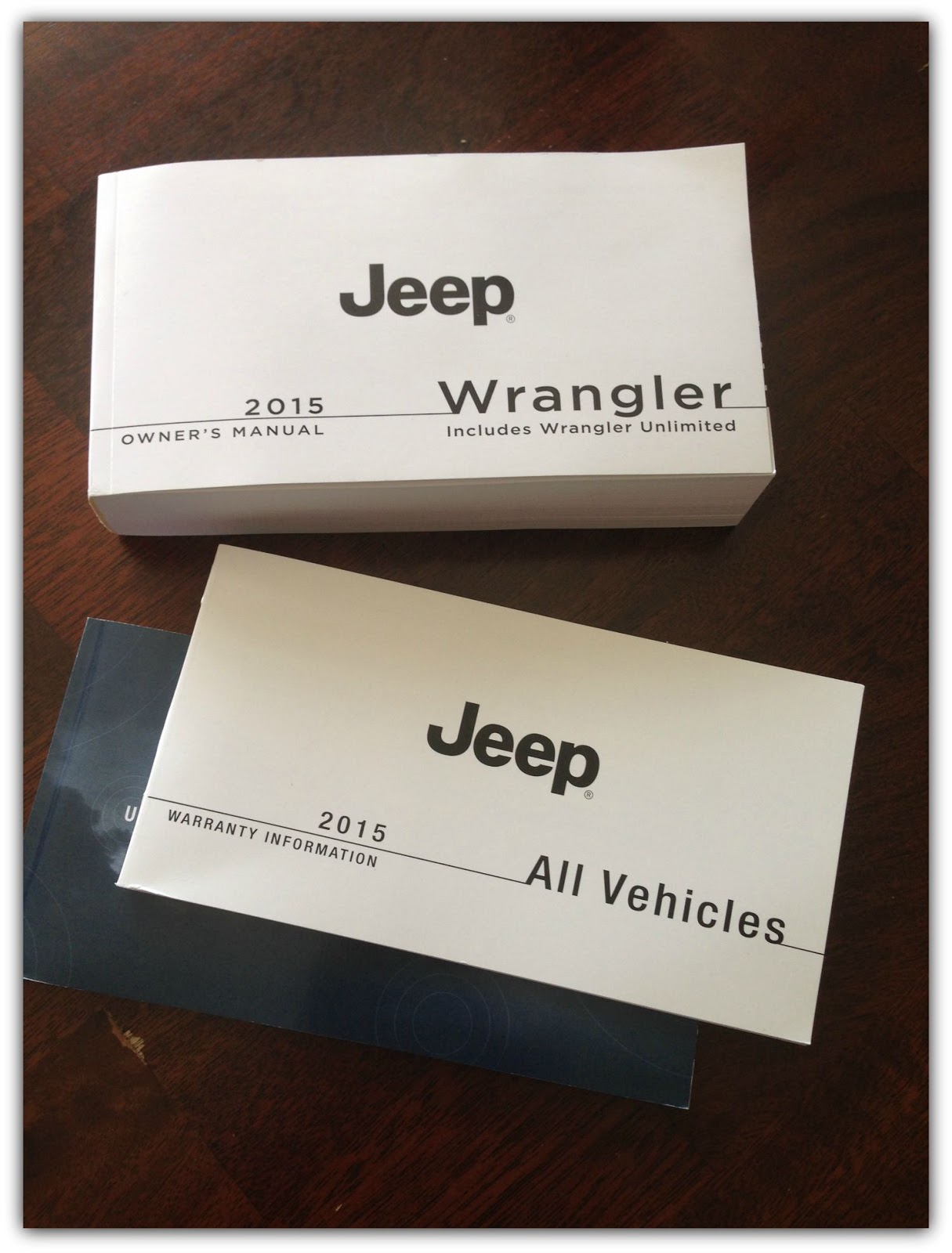 Jeep Momma - Blog: July 2015