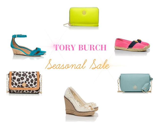 Tory Burch Seasonal Sale