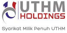 Jawatan Kerja Kosong UTHM Holdings Sdn Bhd logo