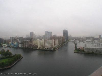 Live Webcam Tokyo, Japan - Taifun ROKE kommt heute, Roke, Live, Live Webcam, Japan, Pazifik, aktuell,