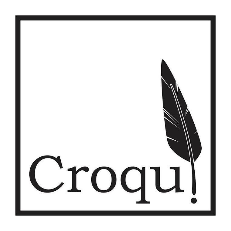 Croqui Blog Literário