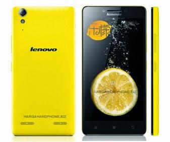 Gambar dan harga Lenovo K3 Note