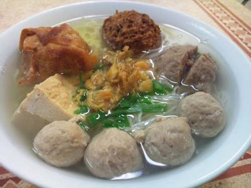 Indonesian Meatballs Bakso Recipe ~ Health for Human