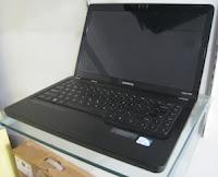 jual laptop bekas compaq cq42