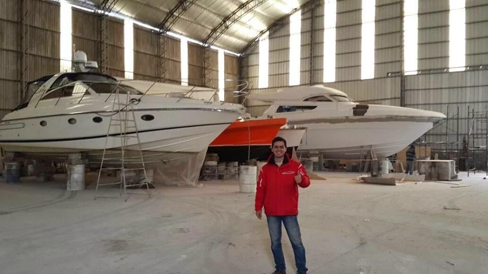 Reparaciones y construcciones navales.