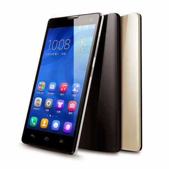 review Huawei Honor 3C