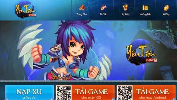 Tải Game Yêu Tiên - Yêu Tiên Cho Java - Android