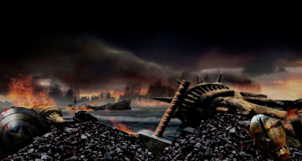 "Vengadores muertos en ""La Era de Ultron"""