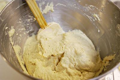 Masa harina dough