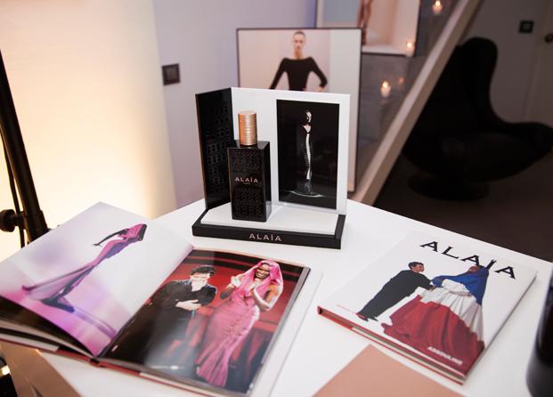 El primer gran perfume de Azzedine Alaïa