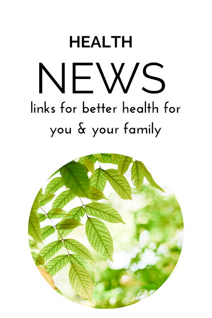 Be well-informed with useful and fun wellness news to make your health its very best! Great links from how being outdoors helps your children's eyesight, why chocolate is great for your health, and why using natural ways for your pets affects your children's health too.