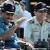 Kedua Petinggi Militer Indonesia Singapura Saksikan Simulai Penanganan Perompak