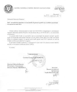 permise pescuit 2014