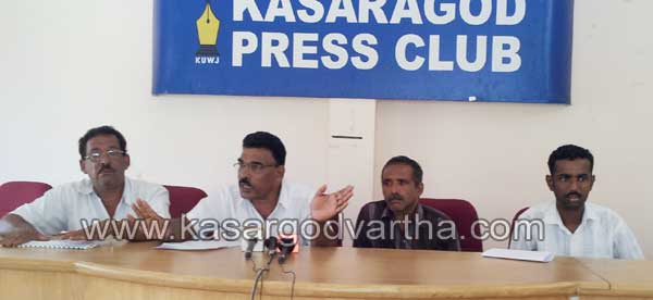 Mangalpady, Ichilangod, Sand, Press meet, Farmer, Kasaragod, Kerala