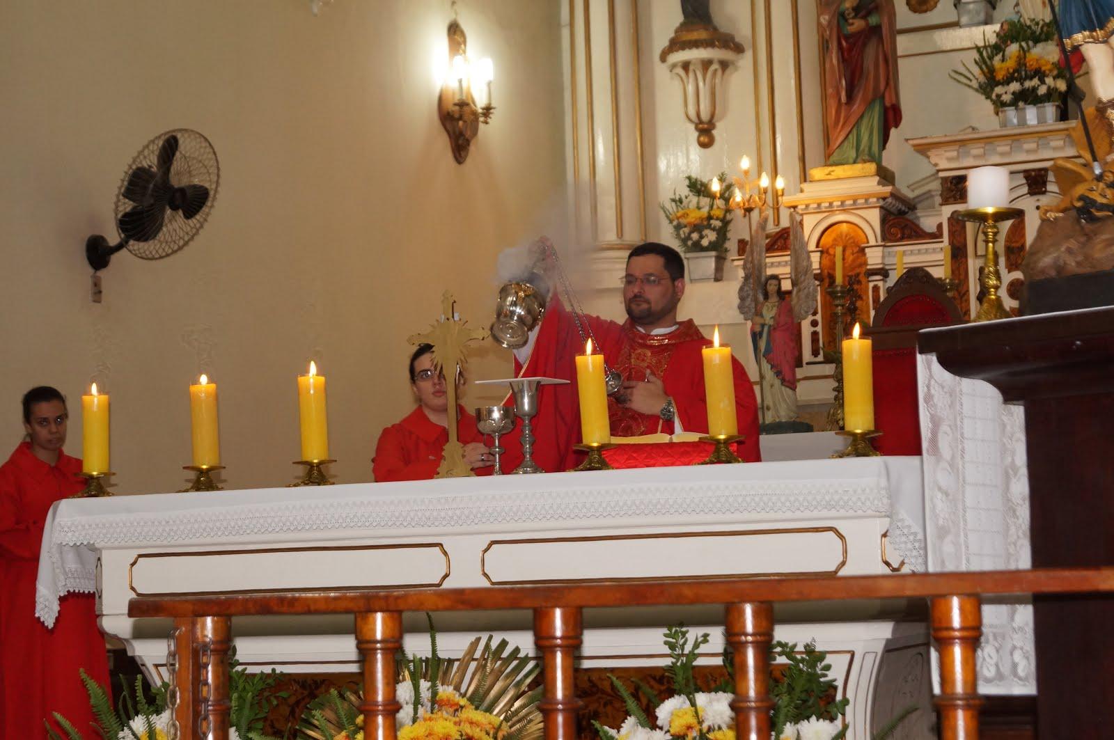 Missa votiva ao Espírito Santo 14/09/2015