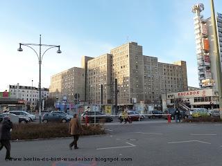 Alexanderplatz, plattenbau
