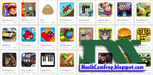 Download game android terpopuler